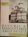 EMIL LAZARESCU - BISERICA MANASTIRII ARGESULUI {1967}