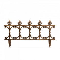 Gard pt. strat de flori / gazon