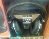 Casti B64 stereo wireless bluetooth pentru căști - cap model nou
