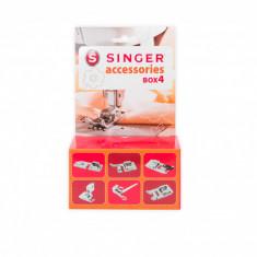 Accesorii SINGER Box 4