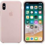 Husa protectie pentru iPhone X Pink Fullbody Hard Case, MyStyle
