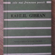 POEME - KAHLIL GIBRAN