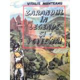 Zarandul in legende si povestiri