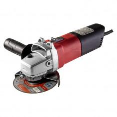 Polizor unghiular Raider, 900 W, 11000 rpm, disc 115 mm, turatie variabila