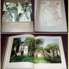 Cimitire evreiesti din Bucovina, album fotografic editie engleza, Judaica