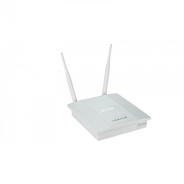 Acces Point D-Link wireless interior N300, PoE