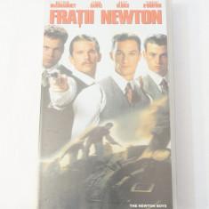 Caseta video VHS originala film tradus Ro - Fratii Newton