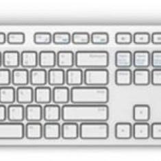 Kit Tastatura Dell si Mouse Wireless KM636 (Alb)