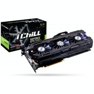Placa Video GTX 1080 Ti Inno3D Ichill 4x