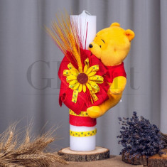 Lumanare Winnie The Pooh Traditionala BL-30, GD Art Baby