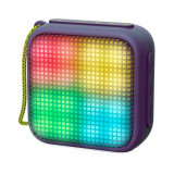 Boxa portabila Energy Sistem Beat Box 2+ Lightcube Amethyst