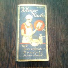 197 NEUE ERPROBTE REZENTE FUR JEDEN HAUSSHALL - WIENER KUCHE (CARTE DE BUCATE, IN LIMBA GERMANA)