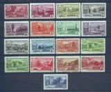 Lot 17 timbre vechi Rusia, URSS