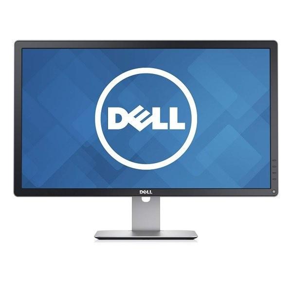 Monitor 27 inch LED IPS, Full HD, DELL P2714H, Black & Silver, 3 Ani Garantie