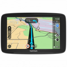 "Sistem de navigatie TomTom Start 62, Ecran 6"", 8 GB, Harta Full Europe + Update gratuit al hartilor pe viata"