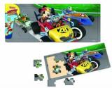 Cumpara ieftin Mickey si Pilotii de curse - Puzzle lemn, 21 piese