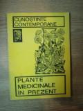 PLANTELE MEDICINALE IN PREZENT , 1985