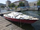 Gratis.Barca de fibra.