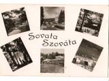 CPIB 15806 CARTE POSTALA - SOVATA, SZOVATA, MOZAIC, RPR