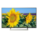 """Smart TV Sony KD43XF8096 43"""" Ultra HD 4K WIFI HDR10 Negru"""