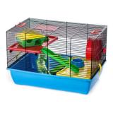 Cușcă pentru rozătoare PINKY II COLOR - 50 x 33 x 33 cm