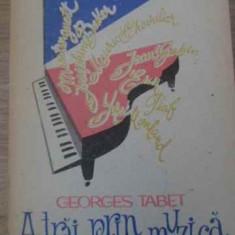 A TRAI PRIN MUZICA - GEORGES TABET