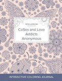 Adult Coloring Journal: Cosex and Love Addicts Anonymous (Turtle Illustrations, Ladybug)