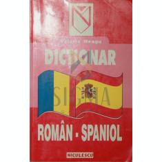DICTIONAR ROMAN-SPANIOL - VALERIA NEAGU
