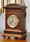 Ceas de semineu cu pendul Lorenz Furtwangler & Sohne 1890