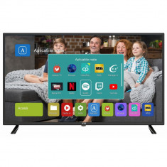 Resigilat: Televizor Led Smart NEI 40NE5515, 101 cm, Full HD, Wifi, Negru