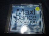 Various - Maxi Dance Sensation 14 _ dublu cd  _ Ariola ( Germania , 1994 )
