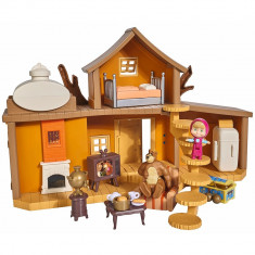 Cumpara ieftin Jucarie Simba Masha and the Bear Big Bear House