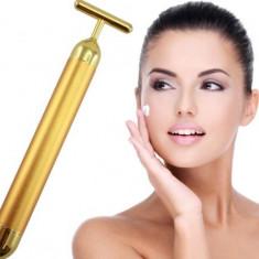 Aparat lifting facial Trisa Beauty Bar 1610.53, Impotriva ridurilor, Vibromasaj