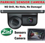 Sistem de parcare 2 in 1 cu camera de marsarier si senzor de parcare incorporat s450 Tuning-Shop