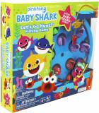 Joc interactiv pentru copii - Pescuit Baby Shark cu melodie
