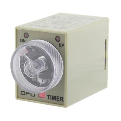 Releu temporizator, 0-2 minute, ST3 - 111324 foto