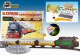 Cumpara ieftin Trenulet electric calatori Expresul Transiberian