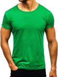 Tricou bărbați verde Bolf AK999A