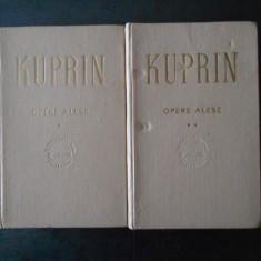 A. I. KUPRIN - OPERE ALESE (1964, editie cartonata)