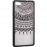 Husa Capac Spate Lace Design 1 Negru APPLE iPhone 6, iPhone 6S