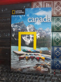 CANADA * GHID , NATIONAL GEOGRAPHIC TRAVELER , ADEVARUL , 2010 ( IN TIPLA )