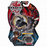 Figurina Bakugan Battle Planet, Head Dragon Black, 20108437