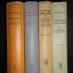 P. P. NEGULESCU - SCRIERI INEDITE 4 volume