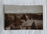 RAR ! CARTE POSTALA ISMAIL ( BASARABIA ) BULEVARDUL LUNG 1930
