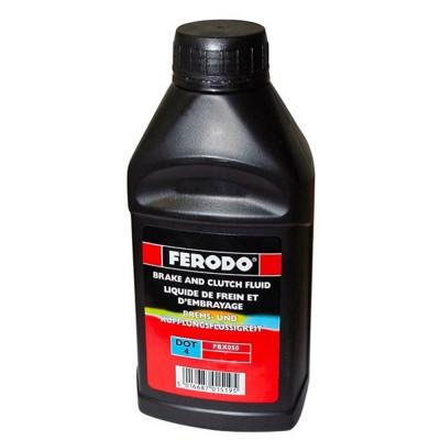 Lichid de frana DOT4 FERODO FBX 200ml foto