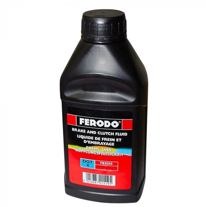 Lichid de frana DOT4 FERODO FBX 200ml