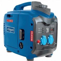 Generator de curent pe benzina cu invertor SG2000 2000 W Scheppach SCH5906208901 2.86CP