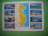 HOPCT 56610  HARTA COSTA BRAVA  SPANIA  -NECIRCULATA