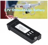 Baterie Drona E58 -Li-po3.7V -1200mAh - S168 - JY019- 327