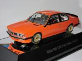 Macheta BMW 635 CSi Plain Body Version Autoart 1:43